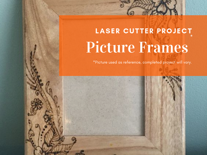 Laser Cut Project: Picture Frame