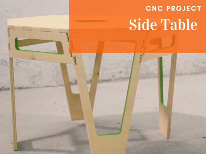 CNC Project: Table