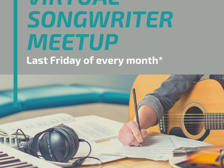Virtual Songwriter Meetup