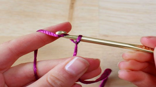 Crafting Workshop Series Session 1: Crochet for Beginners